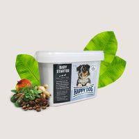 Храна за кучета Happy Dog Baby starter – Пълноценна храна за малки кученца от всички породи от 4 до 6 седмична възраст – 1,5 кг