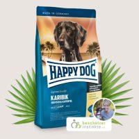 Храна за кучета Happy Dog Супер Премиум Карибик с Морска риба, картофи и банани – 1 кг