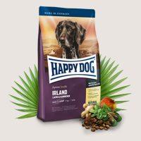 Храна за кучета Happy Dog Супер Премиум Ирландия- Supreme Ireland-хранене начувствителните към белтъци кучета и на възрастни кучета-1 кг