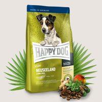 Храна за кучета Happy Dog Мини Нова Зеландия с агнешко- за дребни кучета с тегло до 10кг – 1 кг