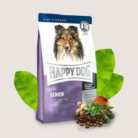 Mini Senior – Храна за стари кучета – с новозеландски миди, агнешко и пилешко, морска риба, сьомга – 1 кг
