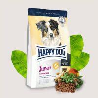 Храна за подрастващи кучета Happy Dog Supreme Young – Junior Grainfree-Храна за кучета след 7-месечна възраст  – 1 кг