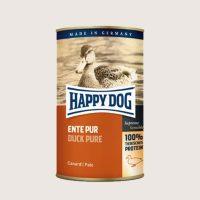 Консерва за кучета Happy Dog със 100% патешко месо – 800 гр