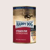 Консерва за кучета с щраус – 0,4 кг