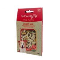 Pet Interest За кучета над 1 година лакомства Naturest двоен вкус сърца 125гр