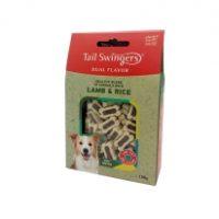 Pet Interest За кучета над 1 година лакомства Naturest двоен вкус агне и ориз 125гр