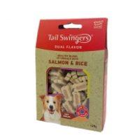 Pet Interest лакомства за куче над 1 година Naturest двоен вкус сьомга и ориз 125гр