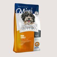 рана за кучета Happy Dog Adult Mini – за дребни породи кучета над 1 година – 1 кг