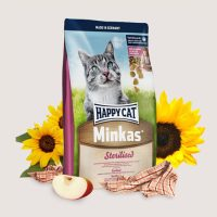 Премиум Храна за стерилизирани котки Happy Cat Minkas Sterilized – 10 кг
