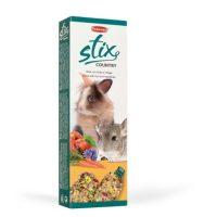 STIX COUNTRY – Допълваща храна за мини зайци, морски свинчета и чинчили – 100 гр