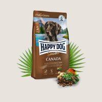 Храна за кучета Happy Dog Sensible Canada-За чувствителни млади кучета и за активни възрастни кучета – 1 кг