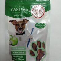 Дентални мини кокалчета Cani Pro Dental с говеждо, 84 гр